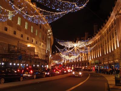 ビジネスクラスで行く!男一人の年末ロンドン&年始パリ 4日目 ~元旦にロンドンなんて行っても楽しめるのかって?~