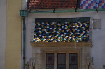 スロバキアのブラチスラヴァへのエクスカーション(ブダペストの3日め)