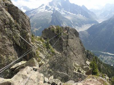 ヨーロッパ遠征山行Part4(ヴィア・フェラータ挑戦)
