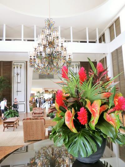 高齢者とのハワイ旅行第3弾! 82歳の母と娘の二人旅 初日デルタビジネスクラスとカハラホテル