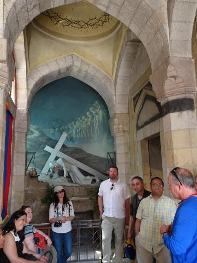 4年振りのヨルダン・1年振りのイスラエル 21 Via Dolorosaを詳細に巡る