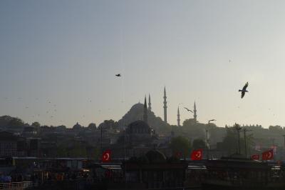 2018GWギリシャ旅行*7日目・8日目 イスタンブールに寄り道して帰国*