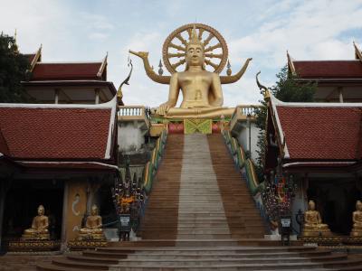 タイ・サムイ島旅行