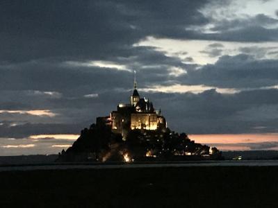 フランスでドライブ旅行2018 ⑯サン・マロからモン・サン・ミッシェルへ
