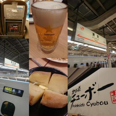日帰り東京(2018年11月)