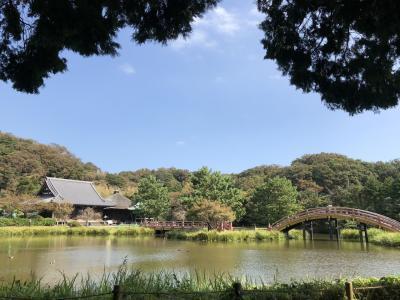 2018/10 金沢文庫 称名寺 お散歩記録