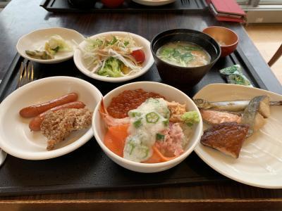 地震と台風で東京&日光旅行をキャンセルしたが、台風襲来前に海鮮食べに道東釧路へショートトリップ!