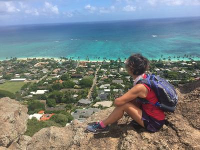 エアアジアでハワイ お誕生日はハワイで~ 今年は還暦❗️③ 2日目カイルア~ラニカイピルボックス