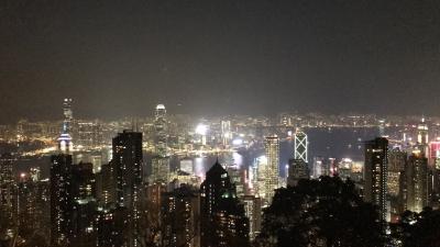 初香港 de ひとり旅 DAY1