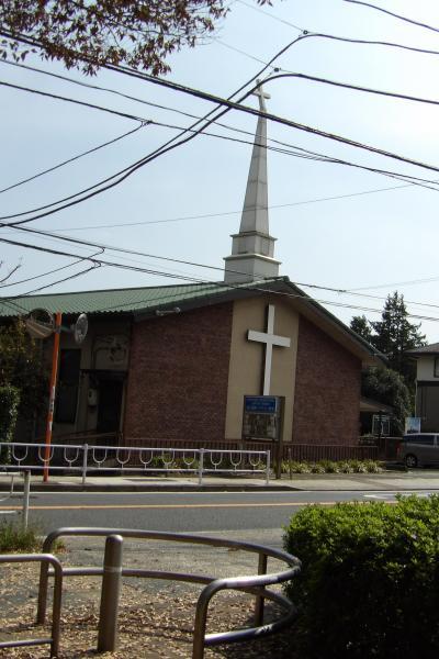 横浜国際パプテスト教会