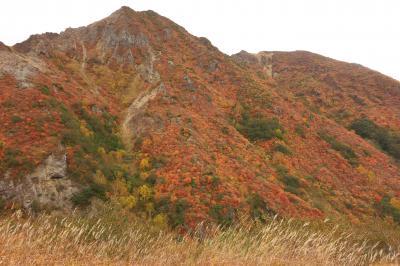 紅葉の那須岳へ行ってきました
