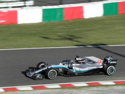 2018年10月 F1日本GP(鈴鹿) 日曜日 決勝