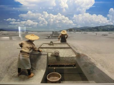 たばこと塩の博物館(塩の世界)