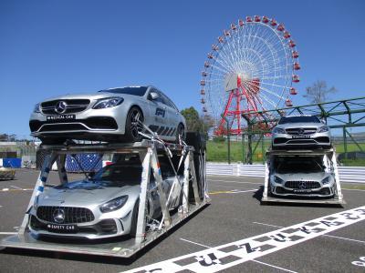 2018年10月 F1日本GP(鈴鹿) 日曜日~月曜日 コースウォーク、F1ファンミーティング