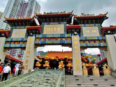2015 香港,マカオ4日間の旅 2.運気を上げるパワースポット巡り!