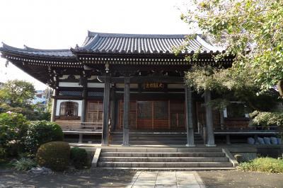 大圓寺(横浜市中区大平町)