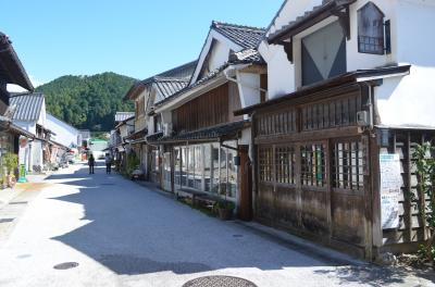 愛知県の重伝建を巡る