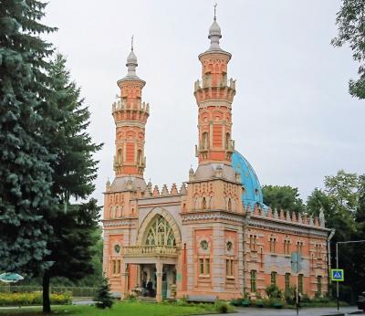 8北オセチア共和国の首都ウラジカフカスとベスランの旅: 北コーカサスの旅(ダゲスタン、チェチェン、イングーシ、北オセチアーアラニア)