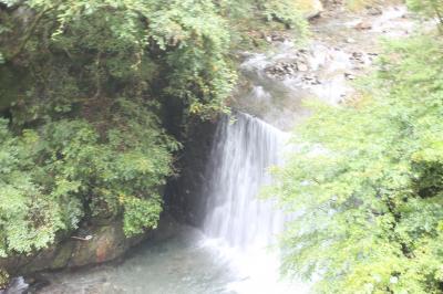 東京の秘境檜原村の滝