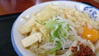 今日は、忍野村で昼食 吉田うどんを食す!【柳原うどん】
