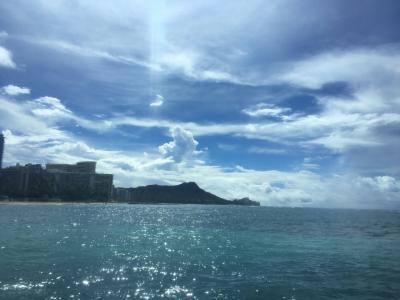 初めてのハワイ!