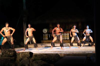 家族5人、海とプールのグアム旅4泊5日②(二日目はプールと海とファイヤーダンス!)