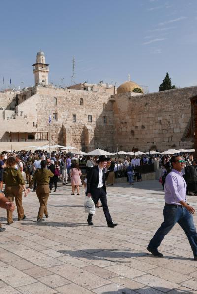 イスラエル旅行