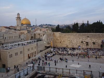 3連休でイスラエル(2) エルサレム前編