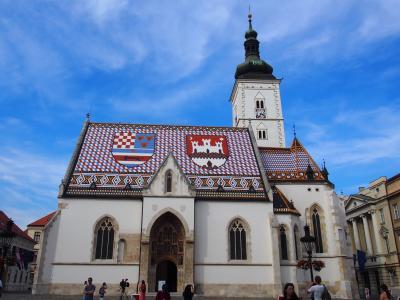オレンジ色の屋根に魅せられて クロアチアの旅 1