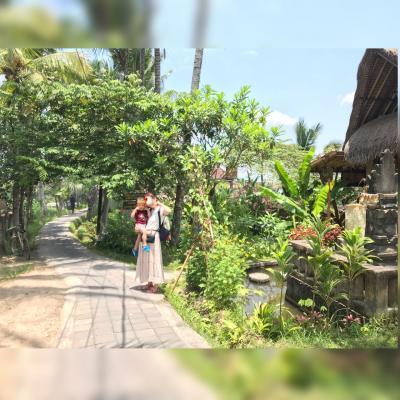 バリ島8泊9日の旅(その❷)