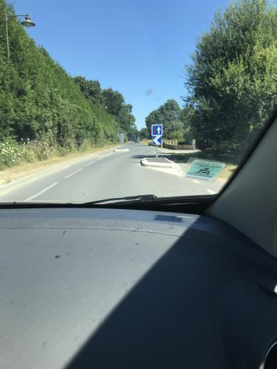 フランスでドライブ旅行2018 ⑮フランスの運転と、罰金来たー!(T_T)の巻