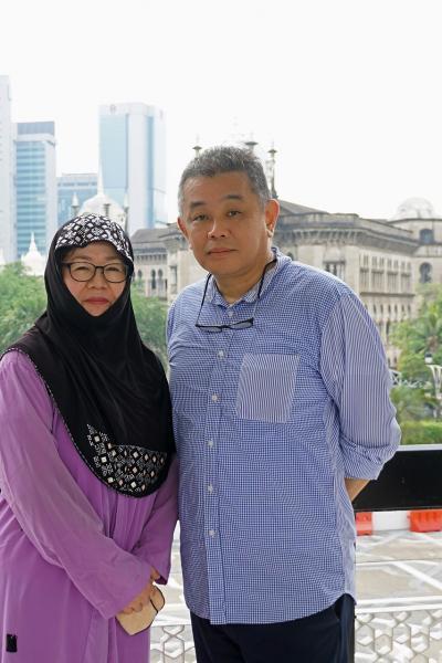 ANA羽田発着「満喫マレーシア縦断の旅6日間」(2)睡魔に襲われながらクアラルンプール市内をバスで駆け抜ける。
