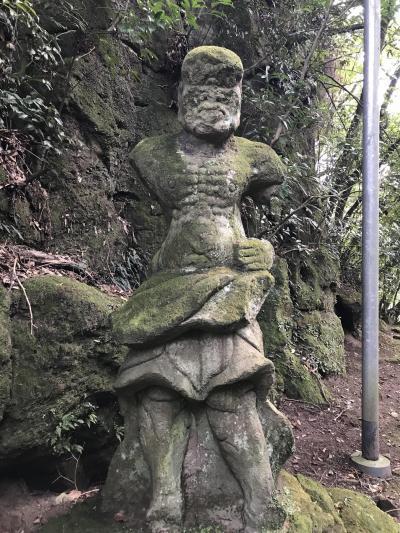 鹿児島で鰻を食して、廃仏毀釈の跡を見て、最後には焼酎三昧