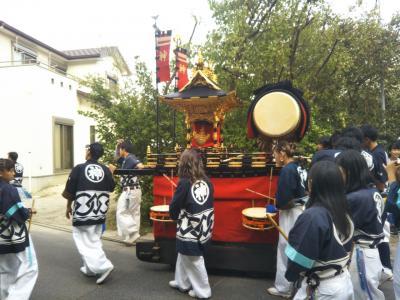 徳川家康所縁の地・於大様の有る東浦町に続く『入海神社のおまんと祭り』