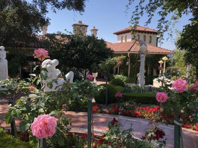 久々すぎて初めてみたいなLA日記⑤新聞王ハーストの超ど級豪邸を見に、800㎞の旅