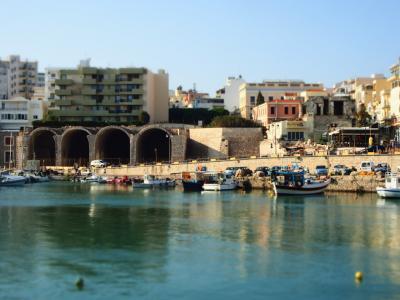 ギリシャ、アテネとエーゲ海クルーズ4:クレタ島イラクリオン