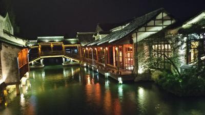 水郷の街烏鎮と蘇州、杭州、上海の旅