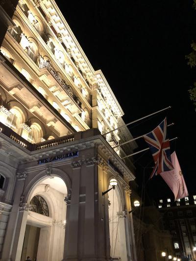 London ウェストエンド ミュージカル鑑賞の旅♪The Langham, London