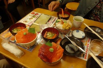 食い倒れの小樽・札幌3人旅<小樽編>羽田出発から小樽の街歩きまで