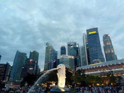 シンガポール徘徊(平成30年8月)