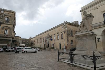 美しき南イタリア旅行♪ Vol.424(第15日)☆Maglie:美しきマーリエ旧市街♪