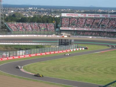 F1日本グランプリ2018 鈴鹿サーキット