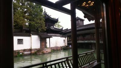 水郷の街烏鎮と蘇州、杭州、上海の旅 2