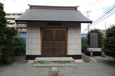 五社乃宮(川崎市多摩区登戸)
