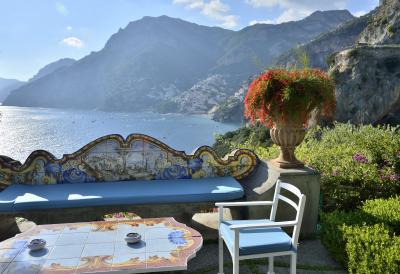 しつこいパピーは、3度目の南イタリア (PART2  ここに泊まりたかったんだよ「イル・サン・ピエトロ・ディ・ポジターノ」編)