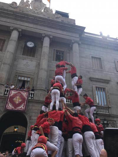 スペインポルトガルの旅 2 バルセロナ