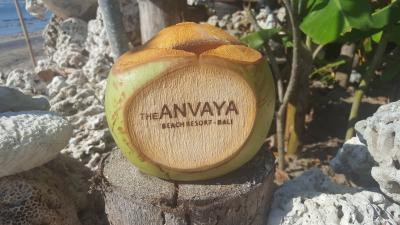 2018  2歳10ヵ月と6歳4ヵ月の子連れバリ旅行 その3 The Anvaya Beach Resort Bali編