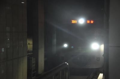 2018年10月韓国弾丸鉄道旅行2(西海線)