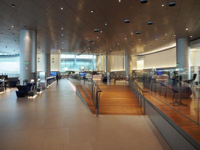 カタール航空Al Mourjan Business Loungeとベルリンまでの空の旅