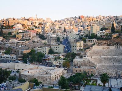 ただいま!ヨルダン女子旅 Part 1~ハーシムのホンムスが食べたい!首都アンマン&ジェラシュ編~